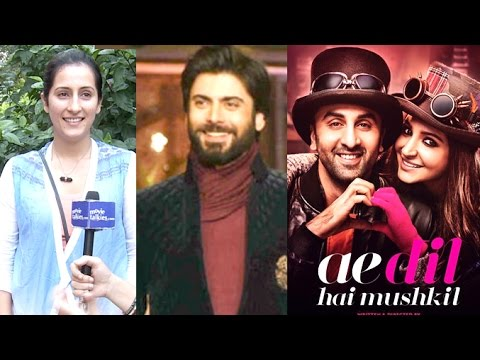 Ae Dil Hai Mushkil Review Of Fawad Khan's SHOCKING Role