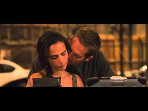 Jordana Brewster & Paul Walker -