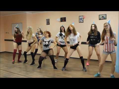 Booty dance/Twerk