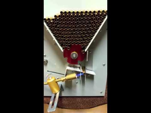 cartridge annealing machine