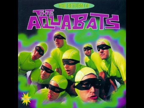 Aquabats - Pinch & Roll