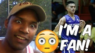 MY NEW FAVORITE POINT GUARD? Jio Jalalon SEABA 2017 Highlights Reaction