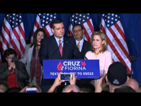 Ted Cruz Suspends Campaign