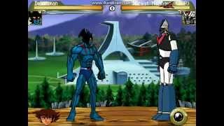 Dynamic Super Robot Wars by BruceWayne74 [MUGEN fullgame DOWNLOAD]