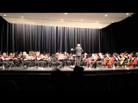 Fanfare and Fireworks-Connolly Middle School Symphony Orche