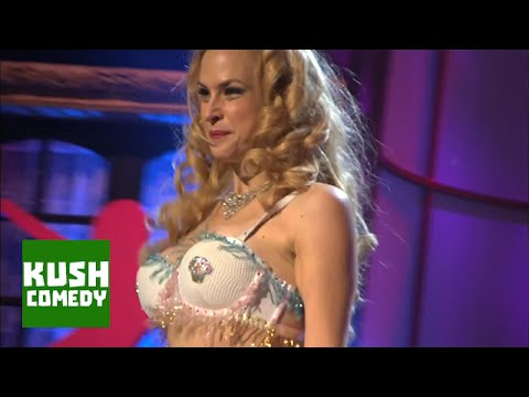 live nude comedy showtime