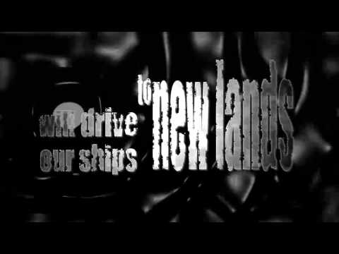 【Lyric Video】  Immigrant Song 【Trent Reznor & Karen O】
