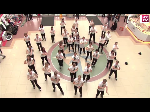 Michael Jackson Russian Flash Mob 2013. Smooth Criminal, Billie Jean, Will You Be There