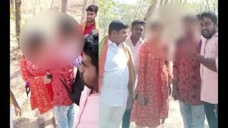 Bajrang Dal Activist Done Marriage to The Love Couple On Valentines Day | Medchal