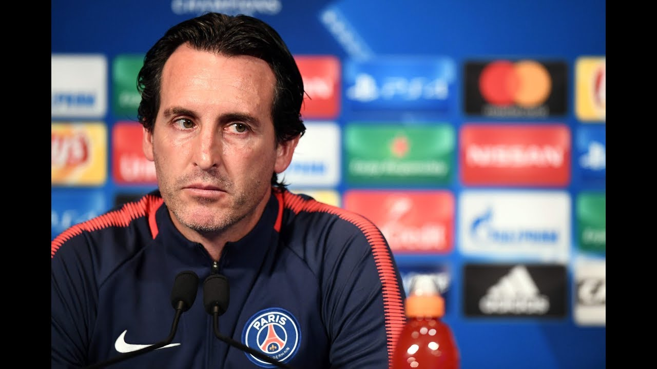 Paris Saint-Germain manager Unai Emery determined to be taken seriously