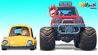Oddbods   Bubble Mobil   Kartun Lucu Untuk Anak