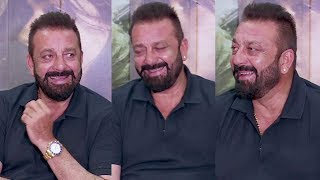 Sanjay Dutt's FUNNY Moments With Media At Bhoomi Movie Press Conference