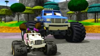 "Bigfoot Presents: Meteor and the Mighty Monster Trucks - Episode 48 - ""Moving Truck"""