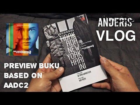 Tidak Ada New York Hari Ini - M. Aan Mansyur ( Preview Buku) Based On Film AADC2