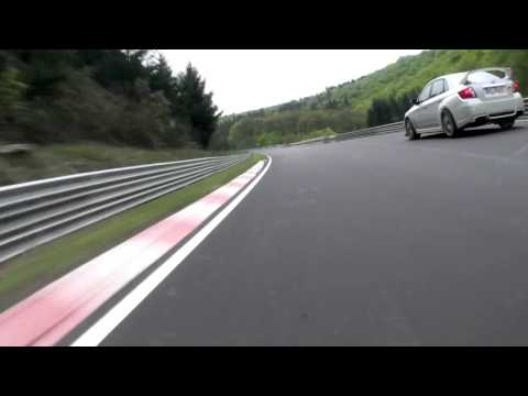 (Part 3) - 2011 WRX STI Nrburgring Challenge
