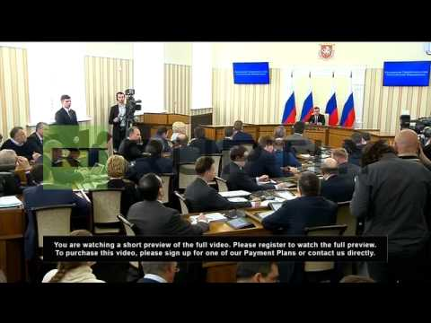 Russia: Crimea region to be