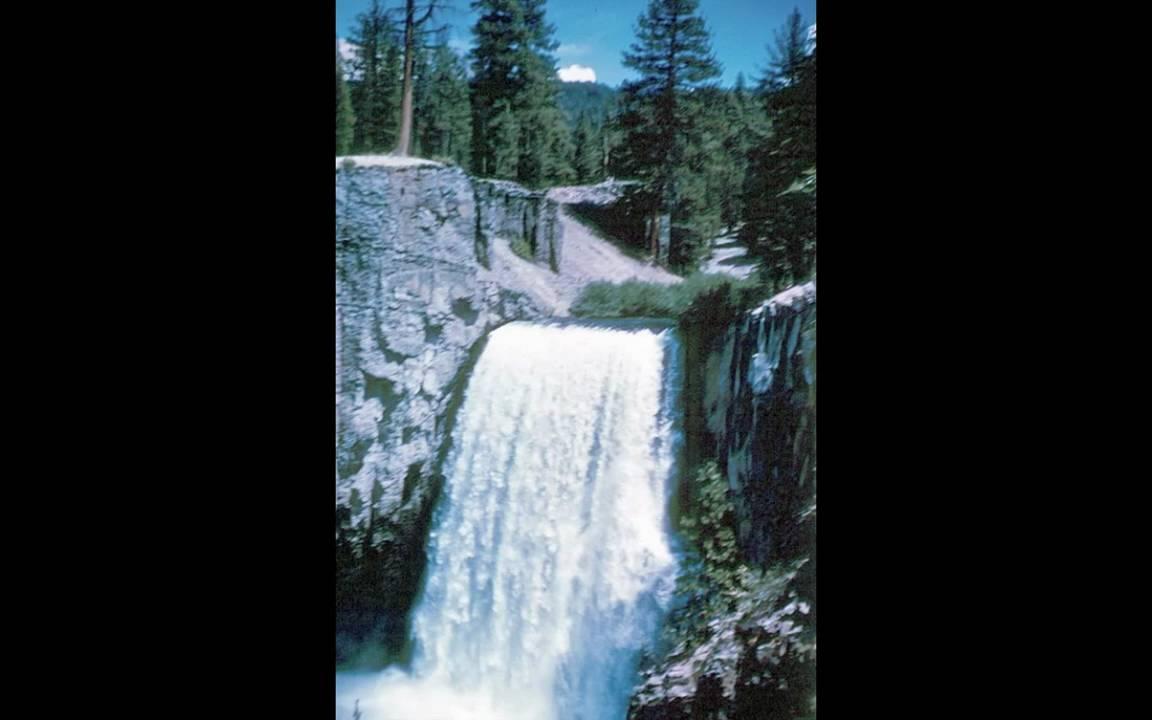 Yosemite Creek Trail Yosemite The John Muir Trail