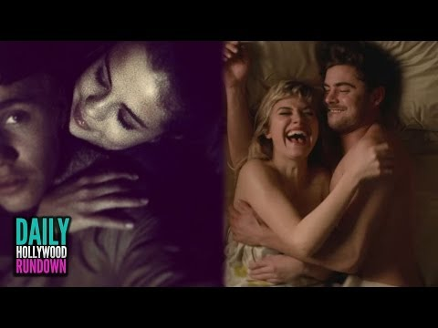 Selena Gomez On Drugs? Zac Efron Sex Scene In That Awkward Moment! video