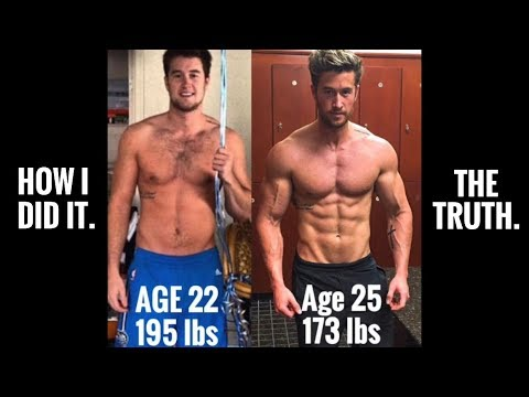 MY TRANSFORMATION - HOW I DID IT by Brenton Simmons