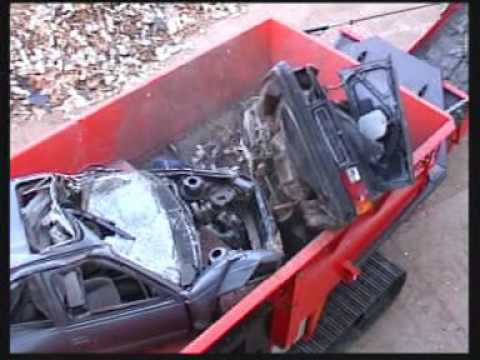 Shredders for Old cars