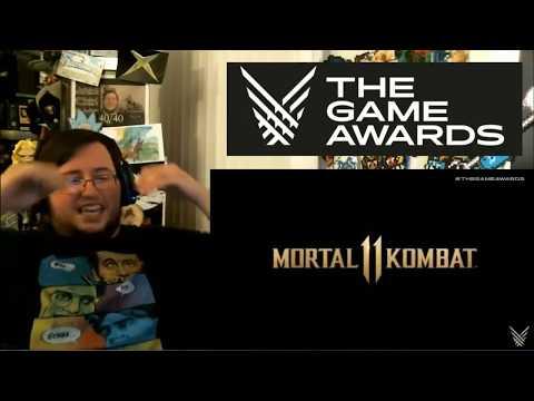 Mortal Kombat 11 REVEAL TRAILER! - The Game Awards 2018 LIVE Reaction