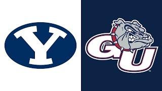Highlights - Gonzaga Basketball vs BYU - February 25, 2017