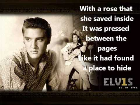 Elvis Presley - MAMA LIKED THE ROSE