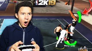 DELETE YOUR BUILD AND MAKE THIS ONE... It's Completely Broken!! NBA 2K19 Ragetage/Funny Moments #3