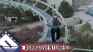 Jesse Amp Cory 39 S Great Adventure  Abandoned Theme Park Gr8adventures Ep 4