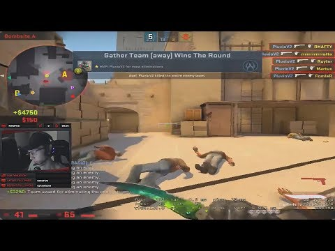 CSGO - People Are Awesome #74 Best oddshot, plays, highlights