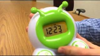 OK to Wake! Children's Alarm Clock and Nightlight