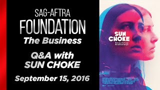 The Business: Q&A with SUN CHOKE