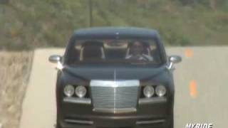 First Drive: Chrysler Imperial Concept