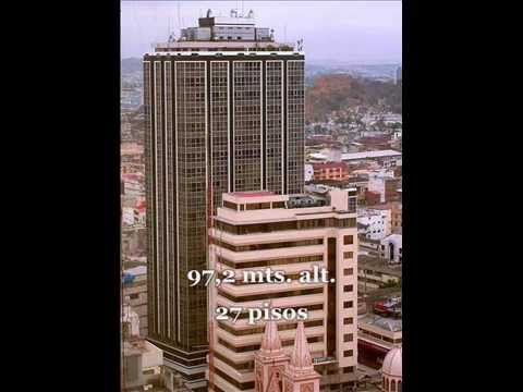 Los edificios mas altos del Ecuador - the tallest buildings of Ecuador