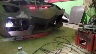 Lambo Aventador Lampung 😪