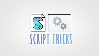 Windows Tricks With Scripts