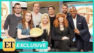 The American Pie Cast REUNITES | Full Interview