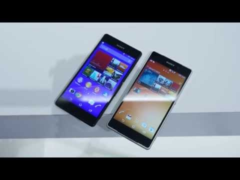 Sony Xperia Z3 vs Xperia Z2 – Quick Look