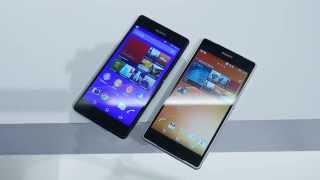 Sony Xperia Z3 vs Xperia Z2 - Quick Look