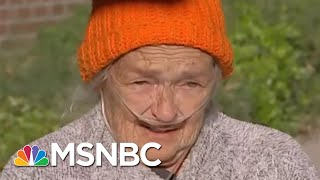 'It Will Mean So Much' If Beto O'Rourke Wins: 77-Year-Old Texas Voter | Hallie Jackson | MSNBC