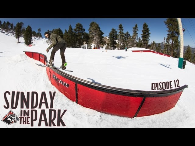 Sunday In The Park Episode 12