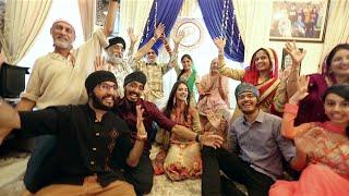 Nachde Ne Saare | Punjabi Wedding Lip Dub | #pituishu