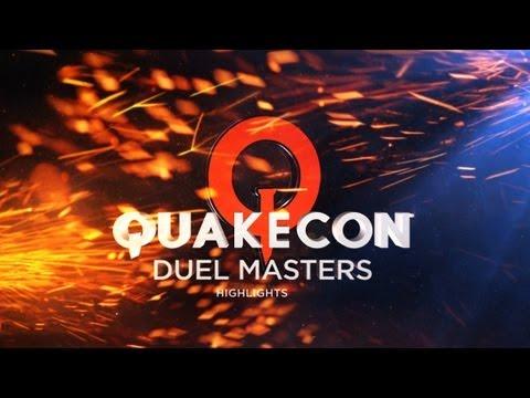 QuakeCon 2013: Quake Live Duel Masters Highlights