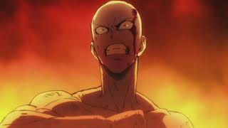 You Say Run V2 Jet Set Run Goes With Everything| One Punch Man Saitama vs Subterraneans |