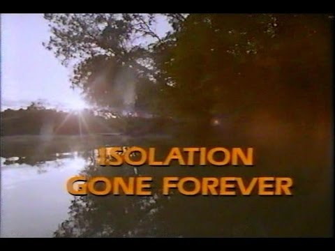 Isolation Gone Forever - Telecom Australia 1985 (Telstra)