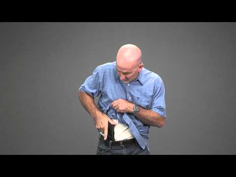 Scott Carnahan Reviews the Safariland Model 27 Inside the Waistband Holster