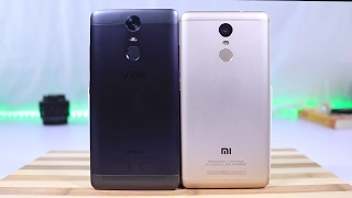 8 reasons Why Lenovo Vibe K5 Note is Better than Redmi Note 3 - K5 Note vs Redmi Note 3