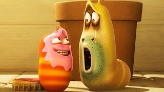 LARVA - CHEWY GUM | Cartoon Movie | Cartoons For Children | Larva Cartoon | LARVA Official