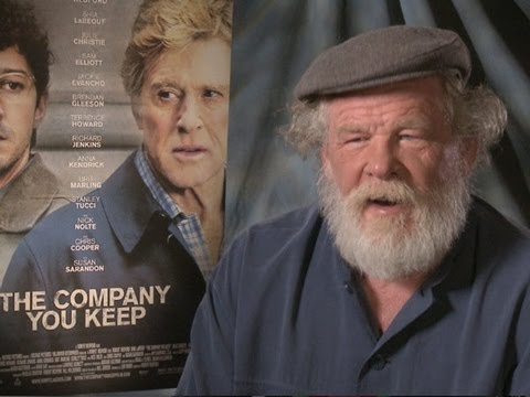 Nick Nolte Talks 'The Company You Keep' and His Legendary Career
