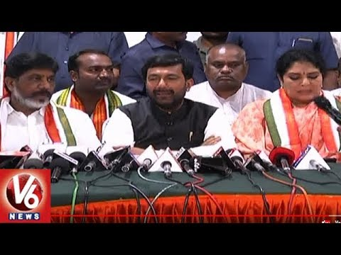 Khammam Congress Leaders Lobbying For DCC President Post | V6 News